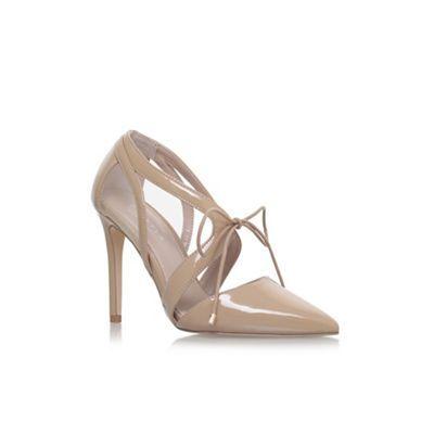 Carvela Brown 'Loopy' high heel sandals | Debenhams