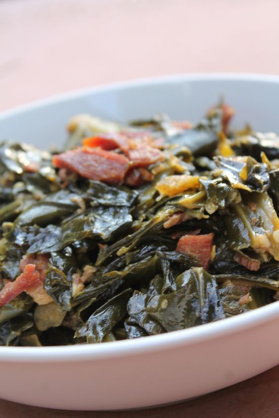 Delicious Southern Collard Greens Recipe