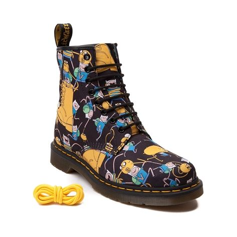 Shop for Dr. Martens Adventure Time Boot in Multi at Journeys Shoes.