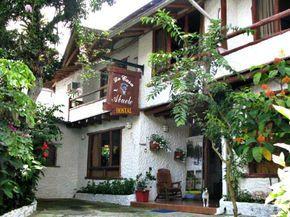 Casa del Abuelo Hotel in Tena. Ecuador VIP Partner