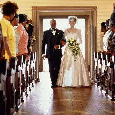 The Wedding Processional Who Walks When