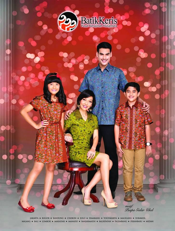 Get The New Collection of Batik Keris at Kuningan City Level 2