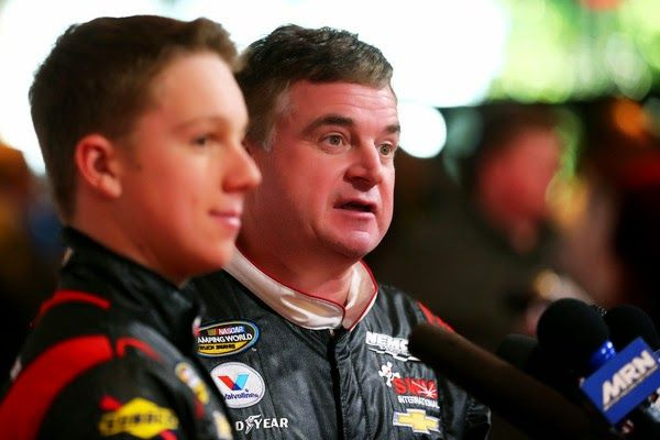 Joe Nemechek will pilot the No. 87 D.A.B. Constructors Inc. Chevrolet in this year's NASCAR XFINITY Series season for NEMCO Motorsports, commencing with the Alert Today Florida 300 on February 21 at Daytona (Fla.) International Speedway (DIS). Nemechek...