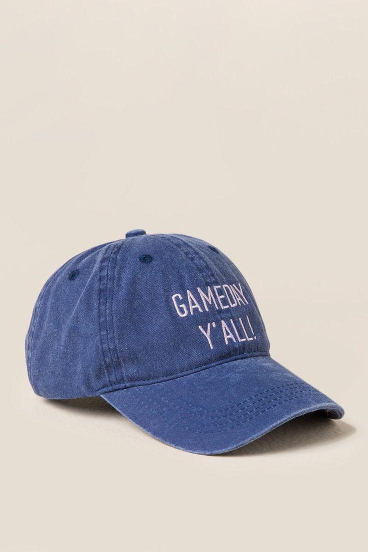 GAMEDAY Y'ALL Baseball Cap