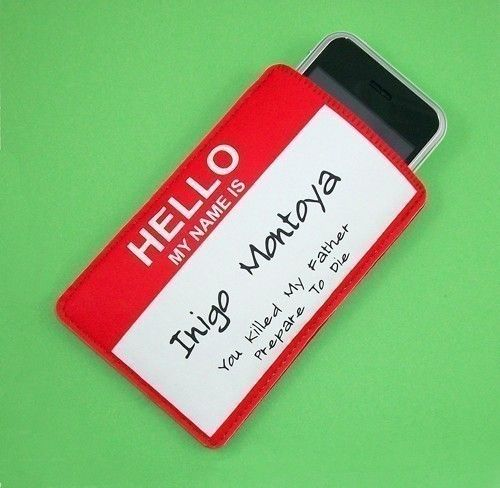 I am SO putting this on my name tag next time...