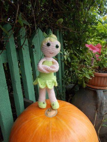 Tinkerbell  30cm lenght, safy eye,