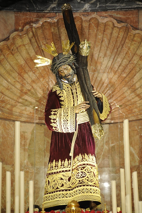 Jesus del Gran Poder de Sevilla
