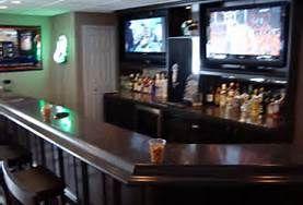 Basement Sports Bar - Bing Images
