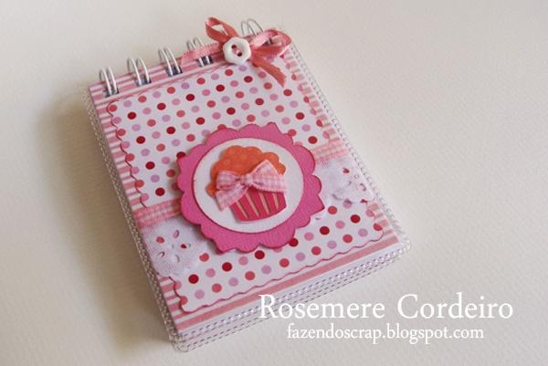 cute cupcake card.