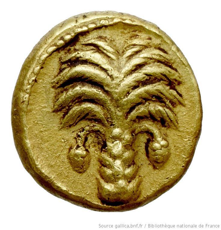 [Monnaie : Électrum, Carthage, Zeugitane] | Gallica