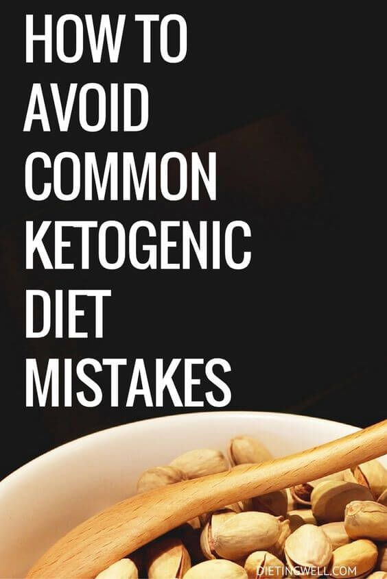 How to Avoid Common Ketogenic Diet Mistakes