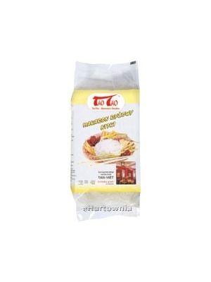 TAO TAO 200g Nitka Makaron ryżowy • bez gotowania – wystarczy zalać gorącą wodą • tylko naturalne składniki  • podczas smażenia nabiera objętości i kruchości • doskonały do dań azjatyckich