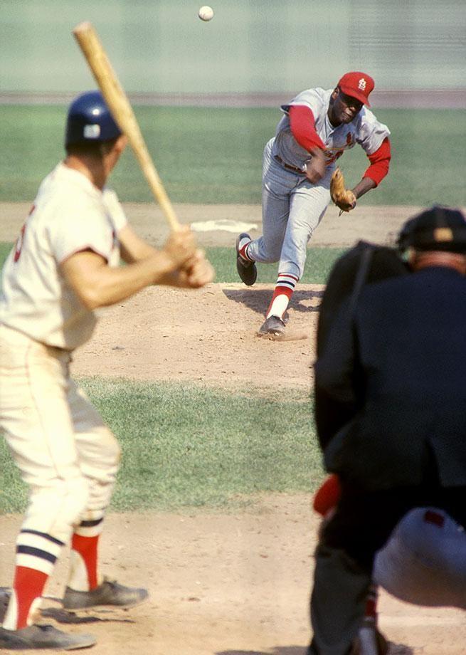Bob Gibson (October 1967)