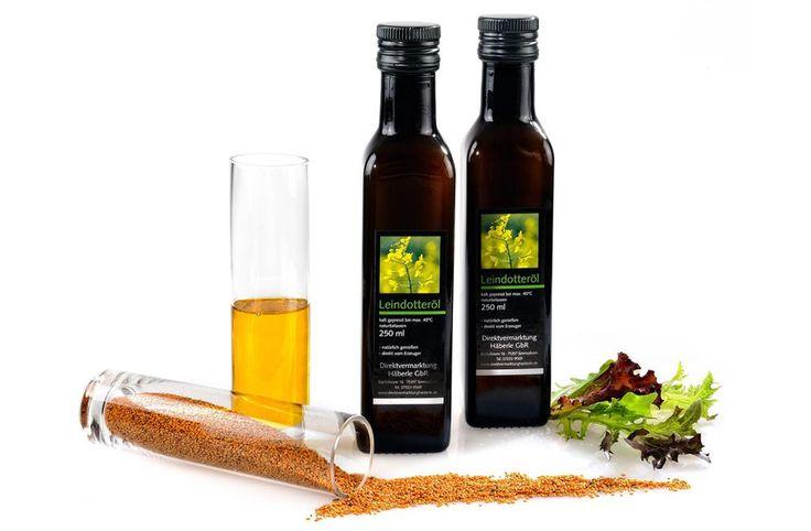 Wie gesund ist Leindotteröl