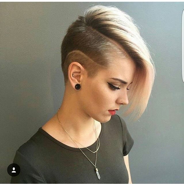 Side Cut On This Pixie Bymaggiekime Client Anna Lantic