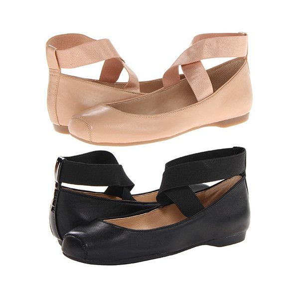 Real vs. Steal Chloé Criss-Cross Ankle Strap Ballet Flats ❤ liked on Polyvore featuring shoes, flats, ballet shoes flats, ballet flats, ballet pumps, criss cross flats and ankle tie flats