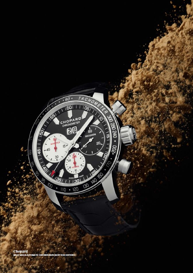 Chopard -Mille Miglia Automatic Chronograph Jacky Ickx Edition V- ==>visit our webpage at: http://www.gmtmag.com/?lang=en ==>Follow us on fb: https://www.facebook.com/GMTMagazine?ref=aymt_homepage_panel  #chopard #millemiglia #automatic #chronograph #jackyickx #editionV