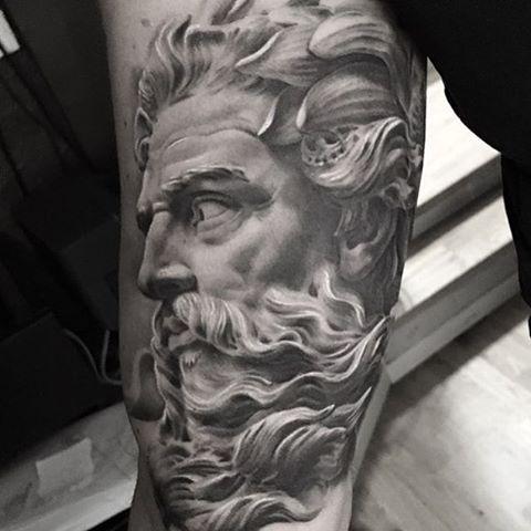 Tatuajes de zeus for Fraternity tattoo ideas