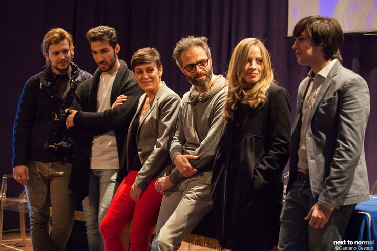 "TG Musical e Teatro in Italia: ""Next to Normal""- Video intervista al cast."