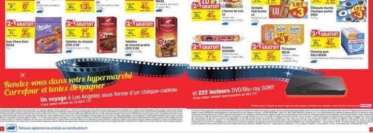 Jeux SMS gratuit : Un voyage à Los angeles et 222 lecteur Blu-Ray Sony - J'économise