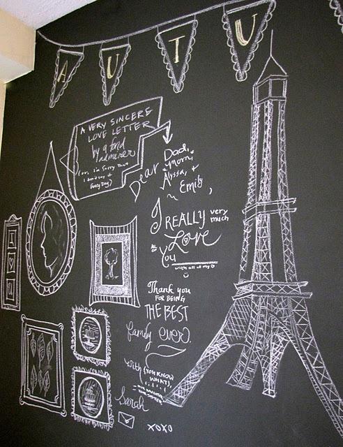 11 best Chalkboard Wall Ideas images on Pinterest