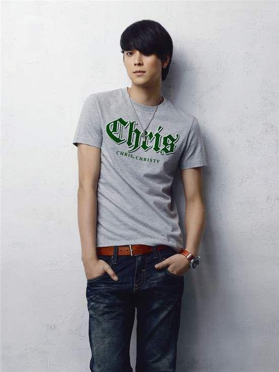 Kang Dong Won rocks this casual cool look