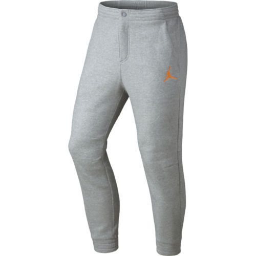Mens Jordan 814802-064 Air Jordan City Fleece Mens Pants  Grey XXL