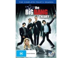 Big Bang Theory: The Complete Season 4 (3 Discs)