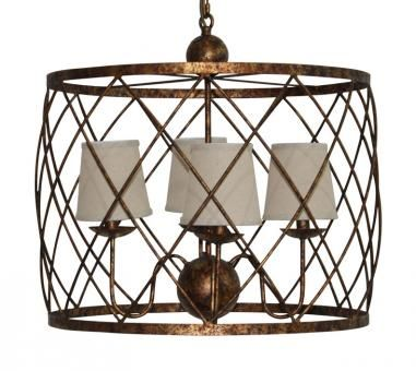 The elegant Ella chandelier, light up your life with Block and Chisel.