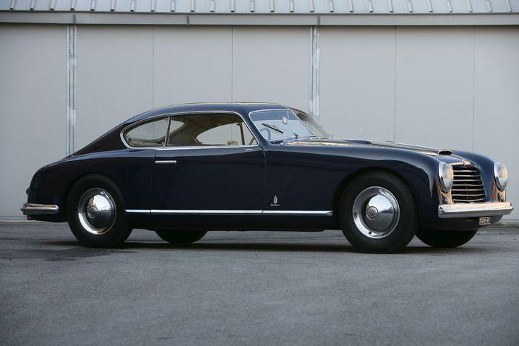 Alfa Romeo 6C 2500 Berlinetta Pininfarina 1950