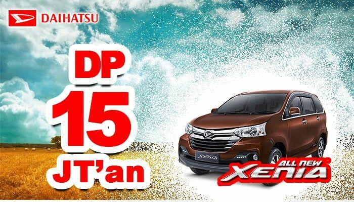 Promo Xenia Terbaru - Promo Daihatsu Terbaru - 082298279675