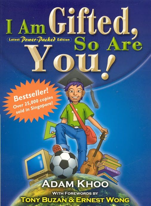Ebook I Am Gifted, So Are You! Full Free Download  No matter who you are, where you are , is how schools , are aiming for any purpose in learning and life , I ask you one thing for sure that you will find the answer in the book I Am Gifted , So Are You ! - The book contains secrets helped author Adam Khoo formed feat. You will understand why it is said that history as Adam boy from rank 156/160 students in the worst schools in Singapore , seeking to become the best student class , the best…