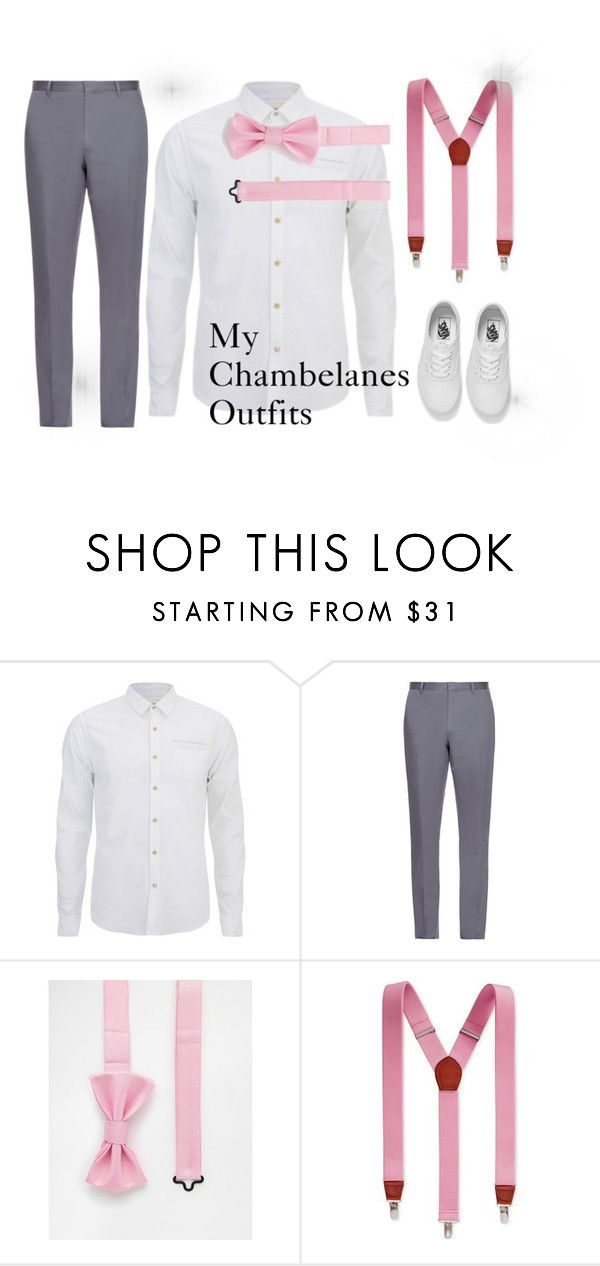 """My Chambelanes"" by arpi1334 on Polyvore featuring Scotch & Soda, Burberry, Devil's Advocate, Club Room, Vans, men's fashion and menswear"