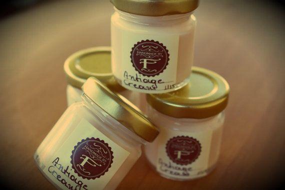 Natural handmade antiage cream by HandmadebyFotini on Etsy, €10.00