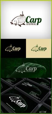 Logo design contest | New logo for carpjournal.com | Entries
