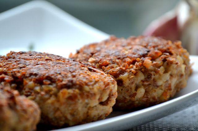 Hreczanyki - kotlety gryczane z jagnięciną