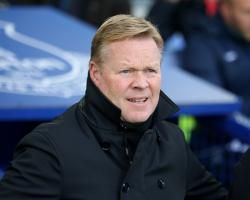 Ronald Koeman knows he must find solutions quickly at Everton