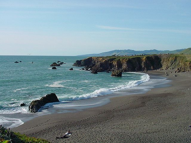 northern california beaches | Northern California Beach | Flickr - Photo Sharing!