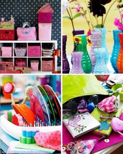 Renkli Ev Dekor Fikirleri 2016 - http://www.dekorasyonadresi.com/renkli-ev-dekor-fikirleri-2016/