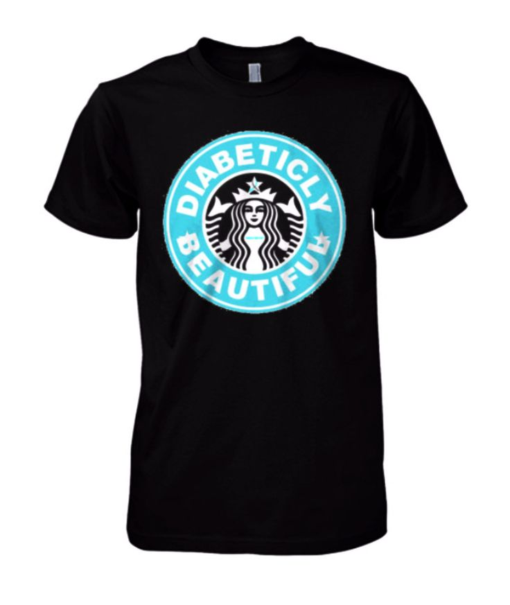 Diabeticly Beautiful Shirts We are diabeticly Beautiful & we can show it. Support Diabetes Awareness Our best selling tee's Gildan) Unisex Cotton Tee KEY FEATURES: - Preshrunk 100% cotton jersey - Ble