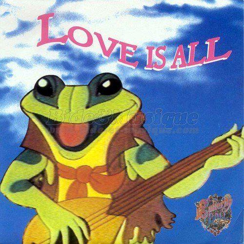 love is all  de Roger glover ( et le sirop qui va avec...)