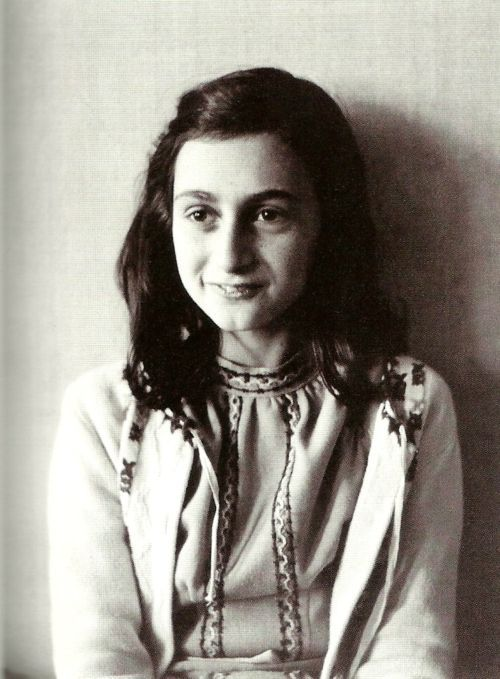 Today in Jewish History: June 12, 1929:  Anne Frank was born in Frankfurt, Germany. She would have been 86 today..