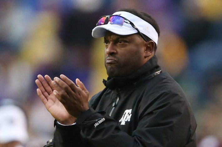 Kevin Sumlin signs a six-year extension with Texas A&M By rcb05