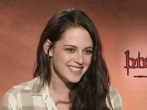 Kristen Stewart Interview about Breaking Dawn