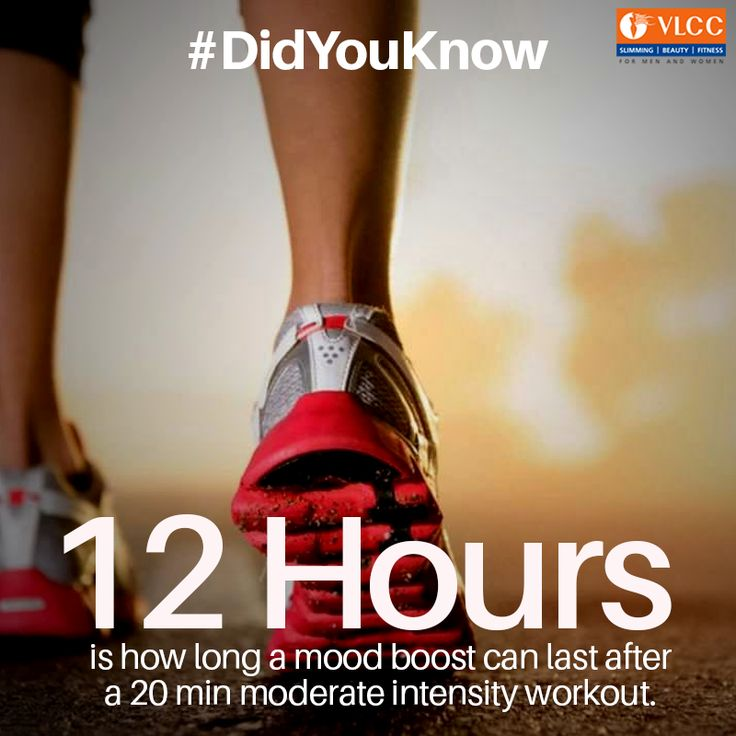 #DidYouKnow that's how a workout effects your body!