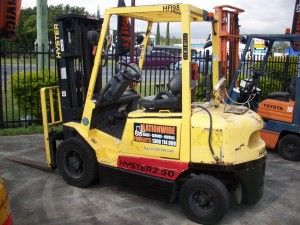4 Things to consider while buying used forklifts