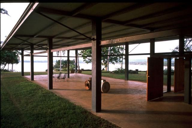 Pradeep Jayewardene House | View of project | Archnet