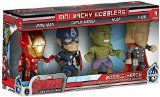 Funko Wacky Wobbler: Avengers 2 Mini Wobbler Action Figure (Pack of 4)