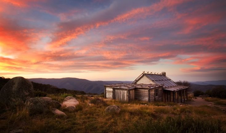 Craig's Hut, Mansfield, Vic, Australia
