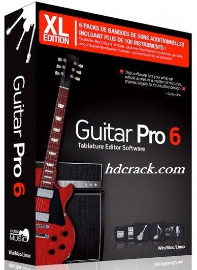 Guitar Pro 6 Keygen Crack + Serial Number Full Version Free Download Guitar Pro…